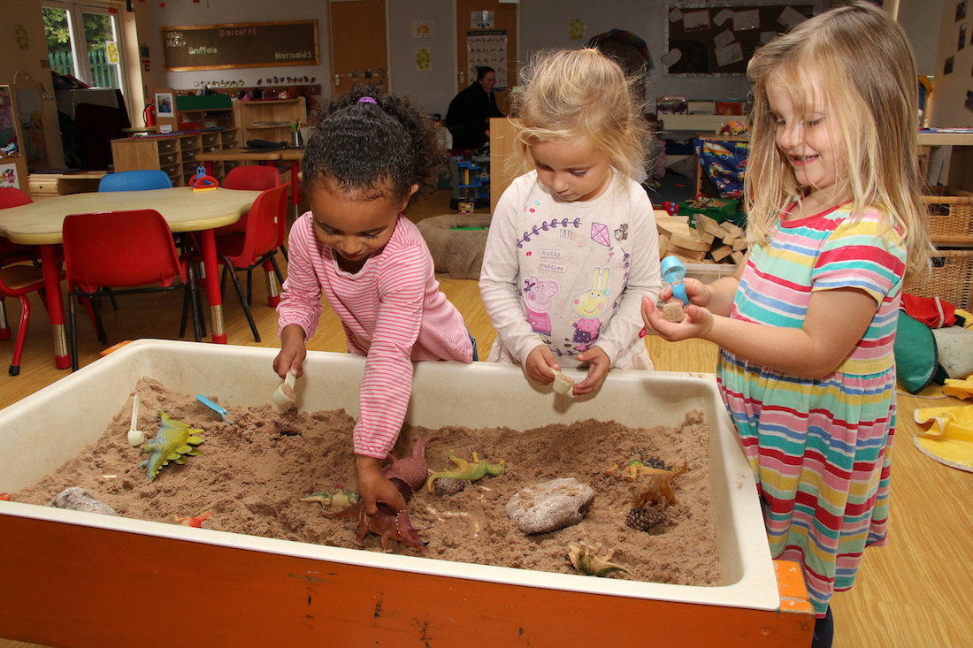 Pre School   Rydale Children's Nursery